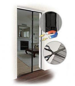 Zanzariera magnetica per porte