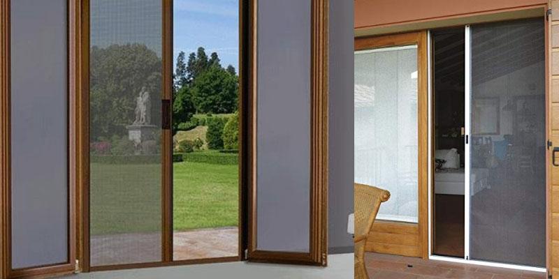 Zanzariera a rullo per porta finestra: modelli e prezzi