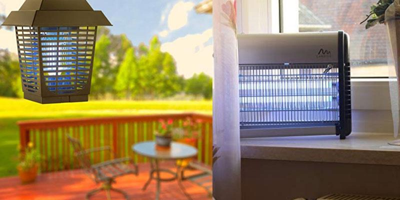 Zanzariera elettrica da esterno: consigli per l'acquisto ed opinioni